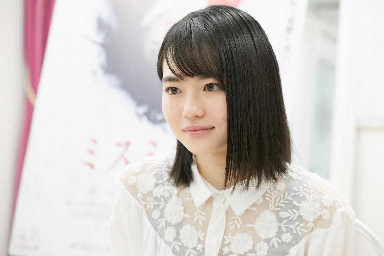 美少女な山田杏奈