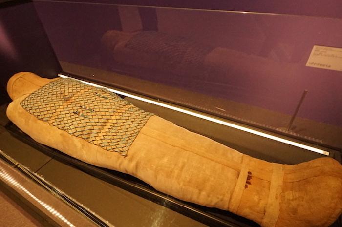《ハレレムのミイラ》(紀元前722年〜525年頃)