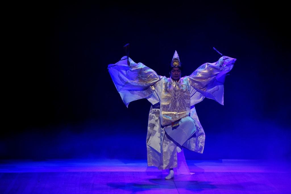 『MANSAIボレロ』舞台写真 撮影:細野晋司