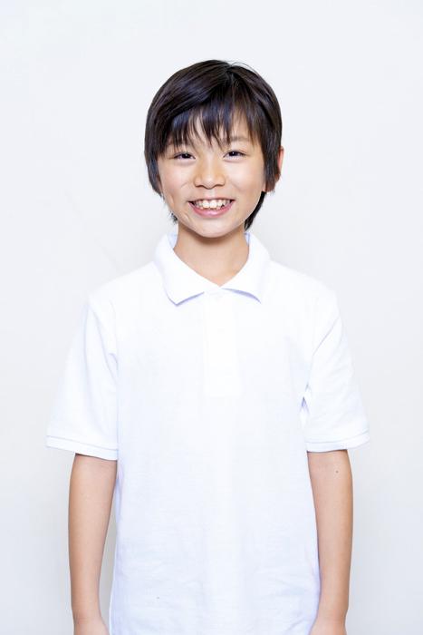 菊田歩夢 (撮影:山本れお)