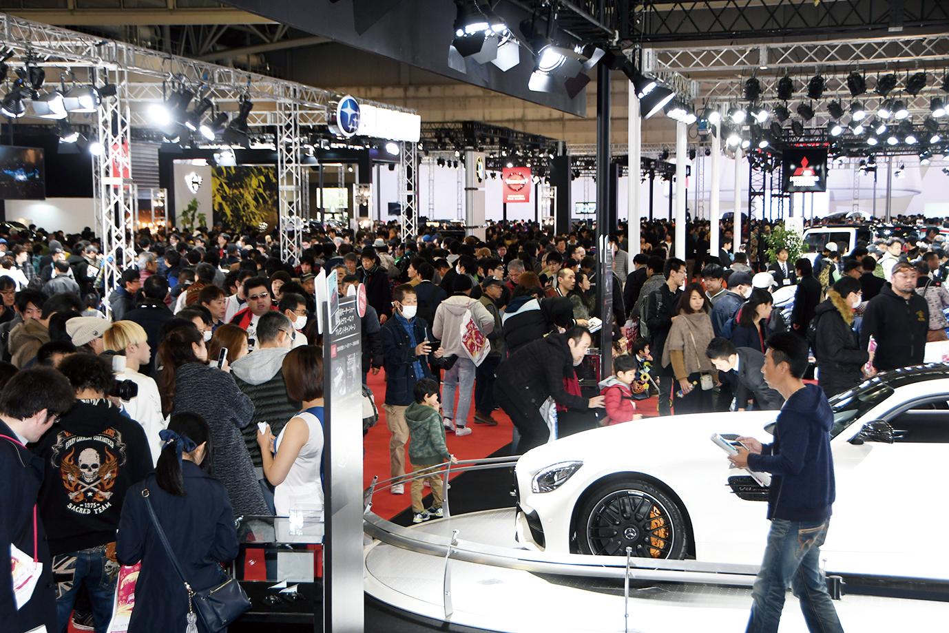 『第21回名古屋モーターショー』では、『第46回東京モーターショー2019』に出展された国内外の四輪・二輪車メーカーのコンセプトカーや最新市販車が勢揃いする