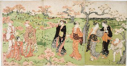東京国立博物館で春の恒例企画「博物館でお花見を」 桜にちなむ名品展示、庭園を開放してのイベントも