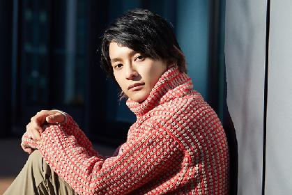 橋本祥平「台風の経験も良いバネに」 舞台『KING OF PRISM -Shiny Rose Stars-』への意気込み