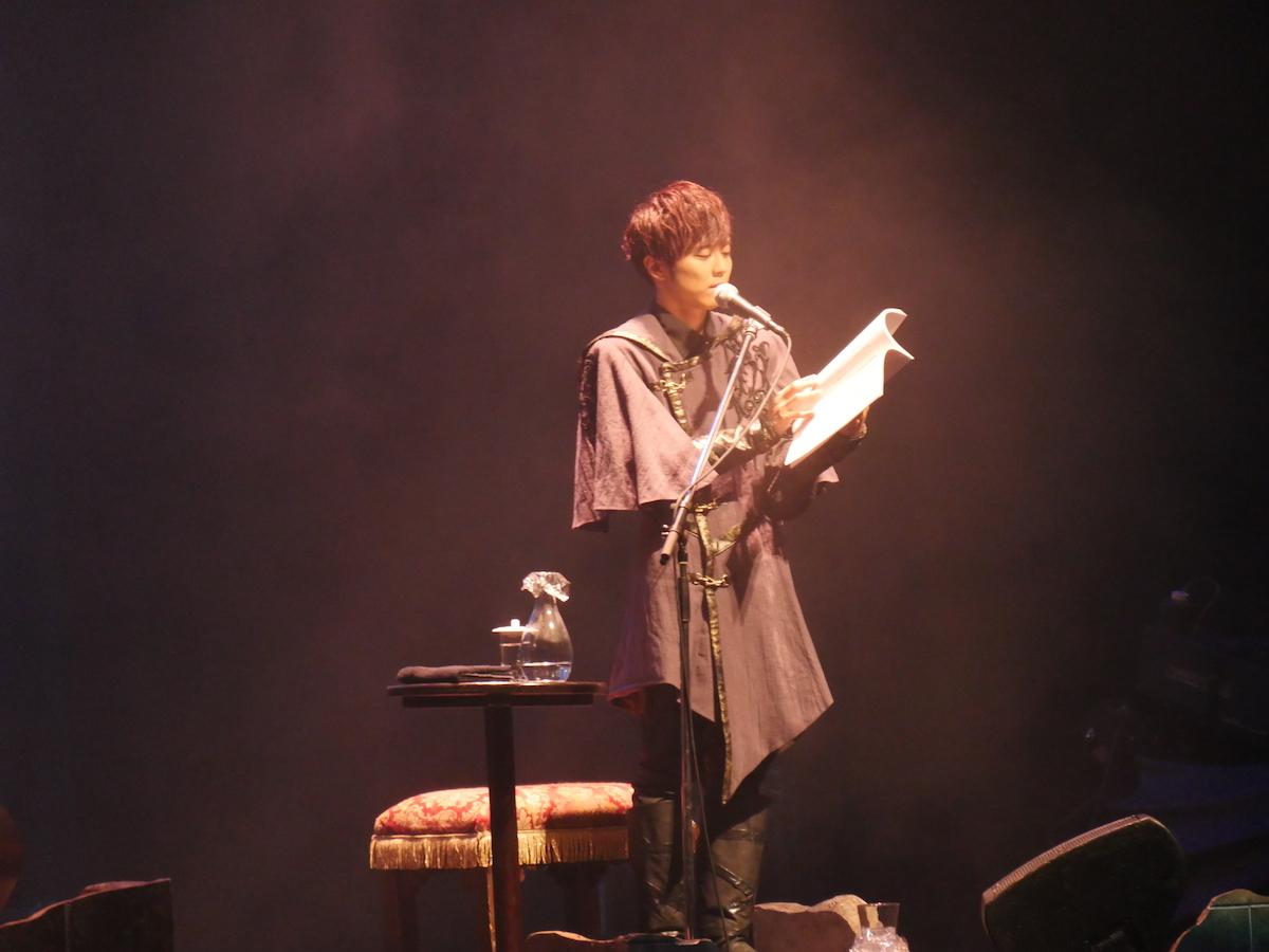 (C)READING HIGH