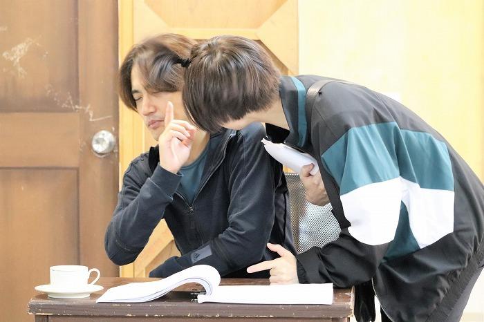 舞台『大正浪漫探偵譚-六つのマリア像-』