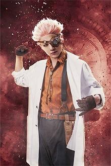 タケウチ 役:平野良  (C)藤沢文翁/SIGNAL.MD/MARS RED製作委員会 (C)ロックミュージカルMARS RED製作委員会