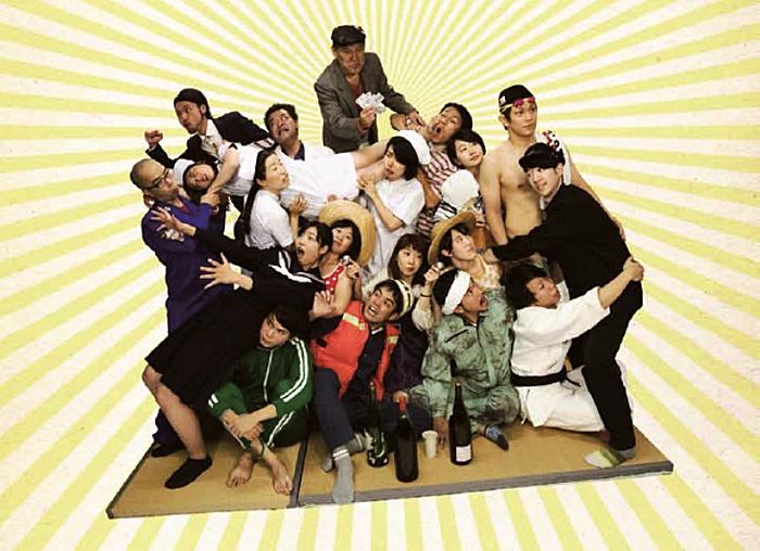 現代演劇レトロスペクティヴ AI・HALL+内藤裕敬『二十世紀の退屈男』イメージ画像