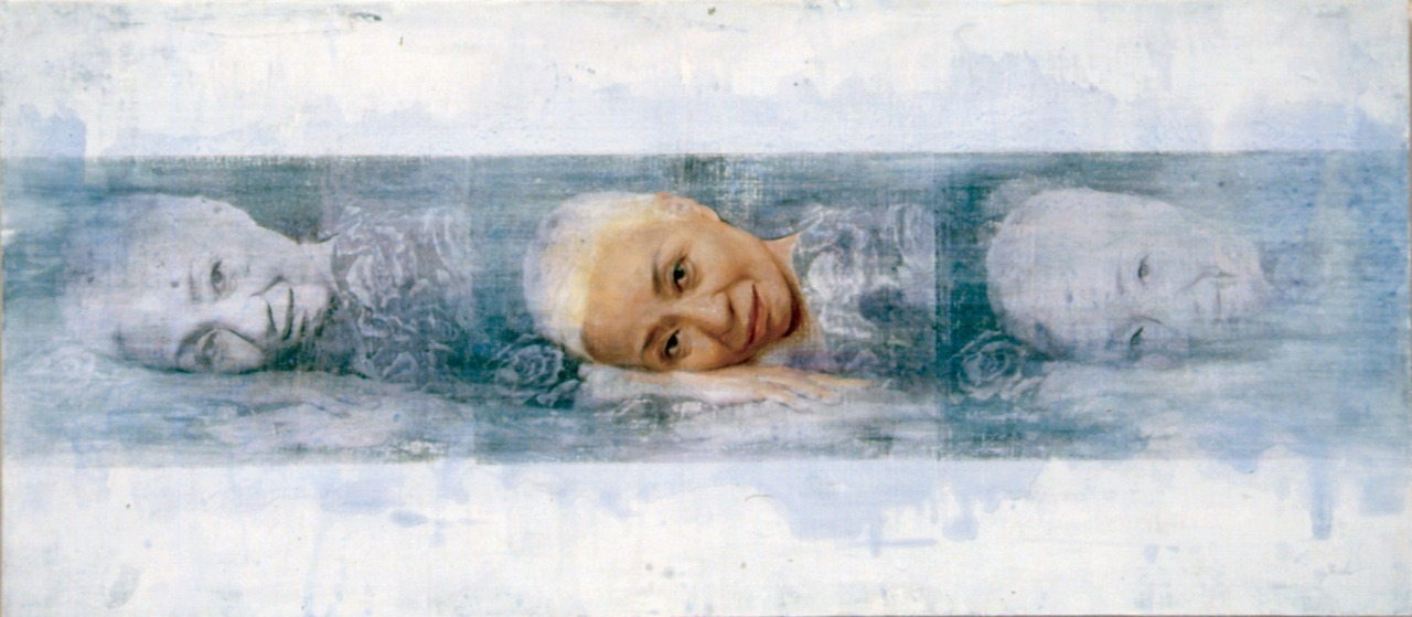 portrait 2003 老女優