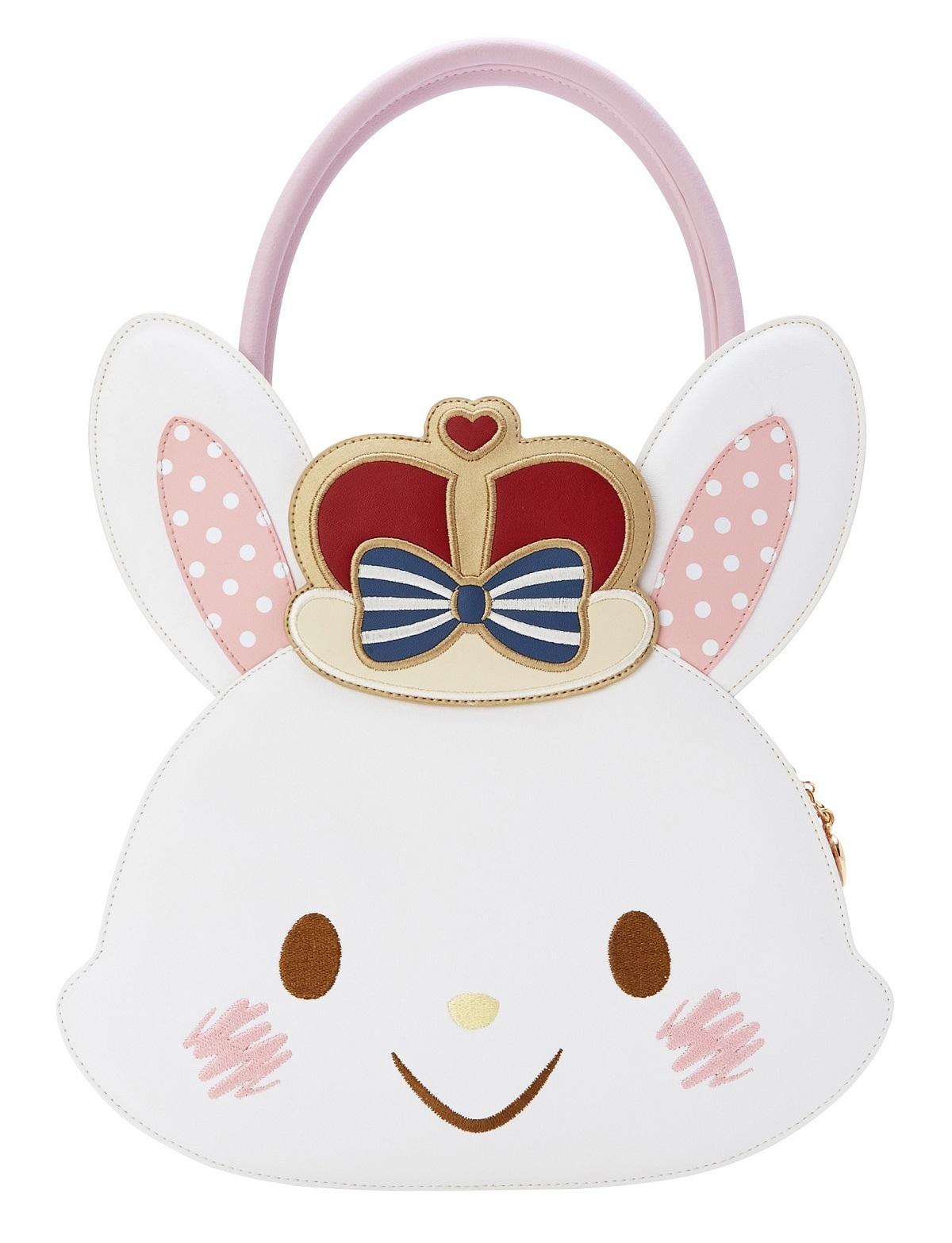 ウィッシュミーメル 10th Anniversary フェイス形バッグ 5,500円