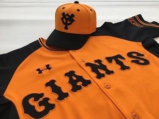 大人気企画『橙魂2018』は今年も開催。「GIANTS PRO COLLECTION」の橙魂バージョンのオレンジのユニホームをまとえば、ジャイアンツの応援に熱が入るのは間違いない(画像はイメージ) Copyright © Yomiuri Giants All rights reserved.