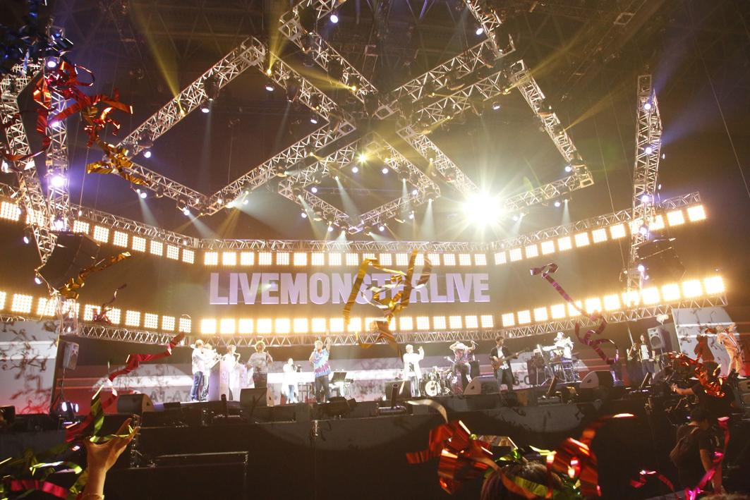 DREAMS COME TRUE、WANIMA 『LIVE MONSTER LIVE 2017』 PHOTO:堀田芳香