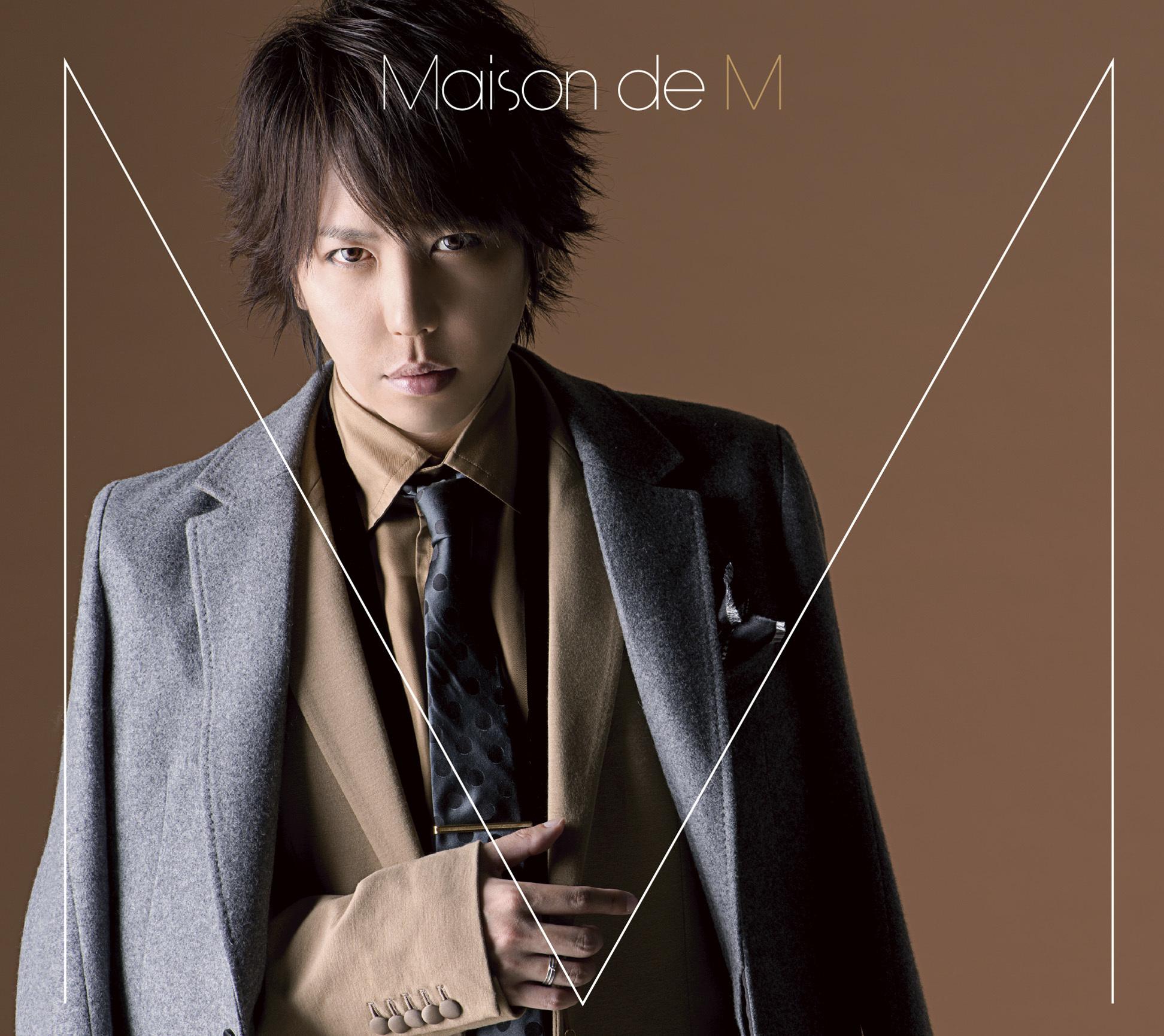 マオ from SID『Maison de M』初回盤A