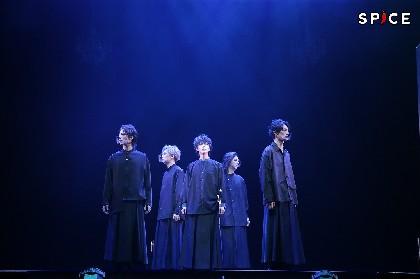 唯一無二のカンパニー力が創り上げた異色のシェイクスピア劇~『5 Guys Shakespeare Act1:[HAMLET]』ゲネプロレポート