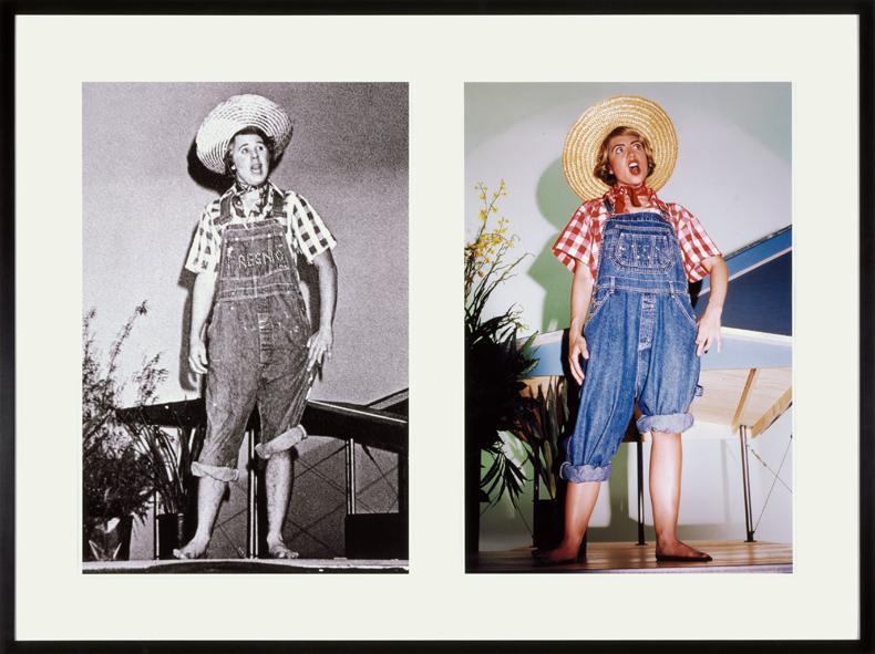 ファーム・ガール 課外活動 再構成 #9  2004-2005年 Art (c) Mike Kelley Foundation for the Arts. All rights reserved/Licensed by VAGA, New York, NY