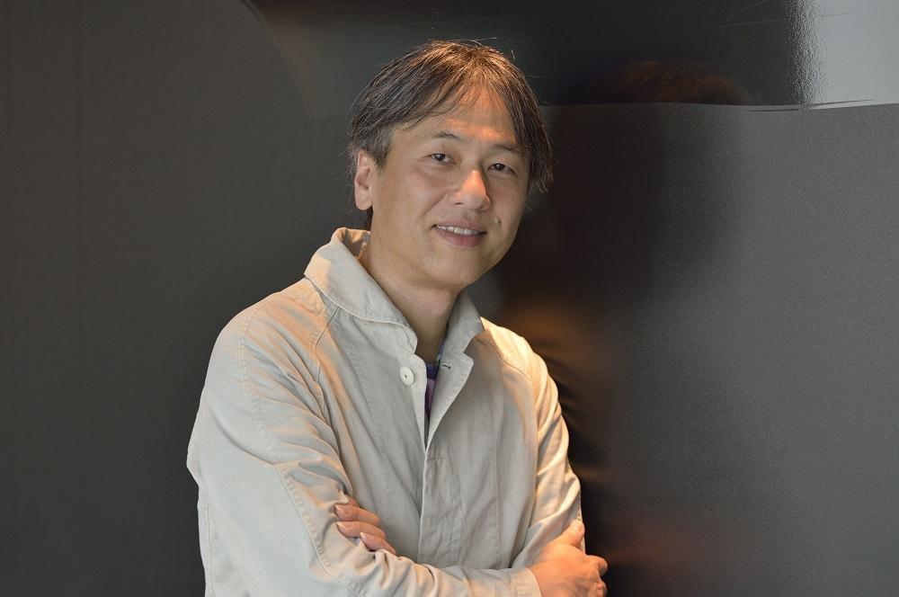 松浦雅也 撮影:荒川 潤