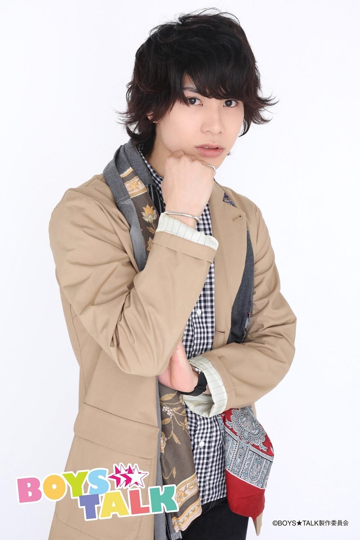 ふう(二葉 勇) (C)BOYS★TALK 製作委員会
