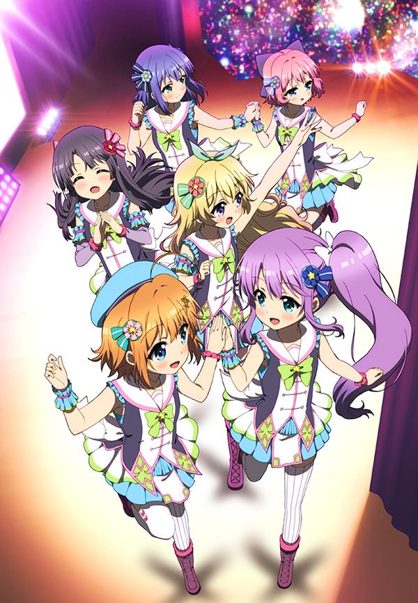 TVアニメ『Re:ステージ! ドリームデイズ♪』キービジュアル (C)Re:ステージ! ドリームデイズ♪ 製作委員会