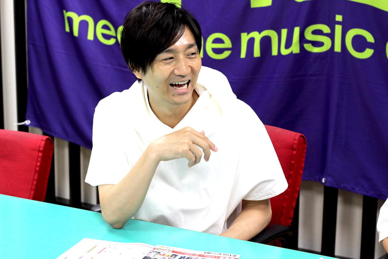落合健太郎(FM802)