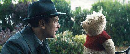 『くまのプーさん』初の実写映画化『プーと大人になった僕』映像を解禁!ユアン・マクレガー主演&『ワールド・ウォーZ』監督がメガホン