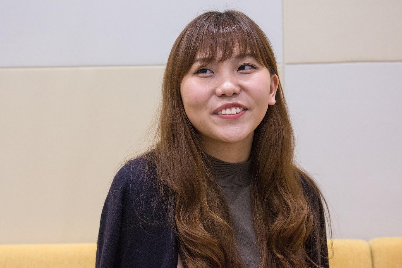 小林愛実 撮影=田浦ボン