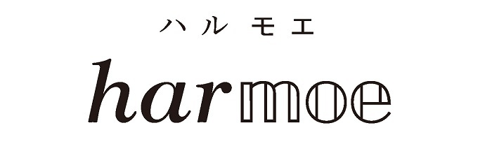 「harmoe」ロゴ