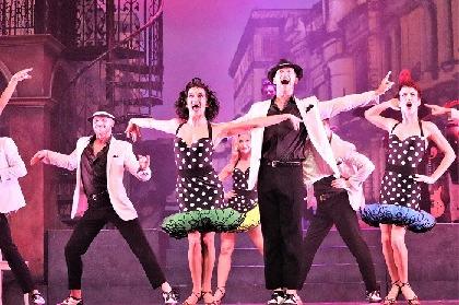 紫吹淳、村上佳菜子らが圧倒的ダンスパフォーマンスに大興奮!『バーン・ザ・フロア Joy of Dancing』いよいよ開幕