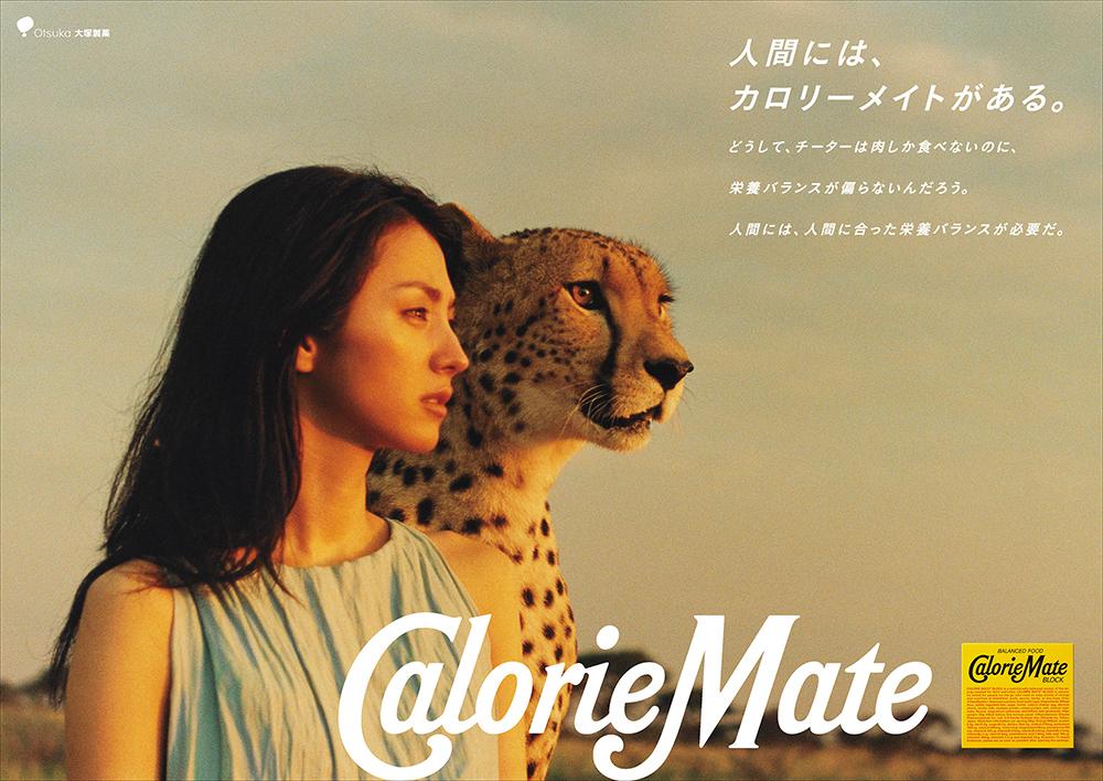 大塚製薬カロリーメイト(2014)