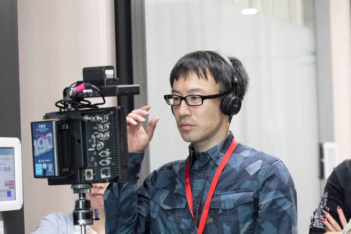 加藤卓哉監督 (C)2020映画『裏アカ』製作委員会