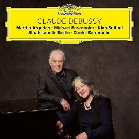 マルタ・アルゲリッチの80歳の誕生日を祝したドビュッシー・アルバムが発売決定 交響詩《海》から〈海上の夜明けから真昼まで〉の先行配信がスタート