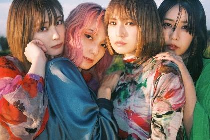 SCANDAL、ギターMAMIがメインボーカルを務める新曲「アイボリー」MV公開