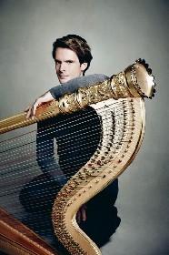 グザヴィエ・ドゥ・メストレ(ハープ)「これは、美しい音楽の旅です」