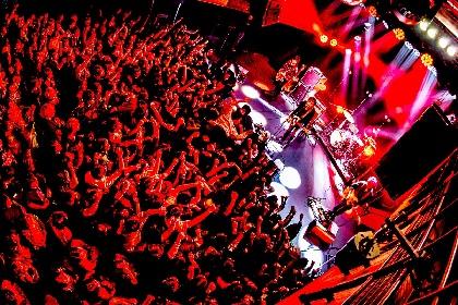 climbgrow 田中仁太(Ba)最後のライブ、メジャーデビュー目前に示したバンドの進化と期待