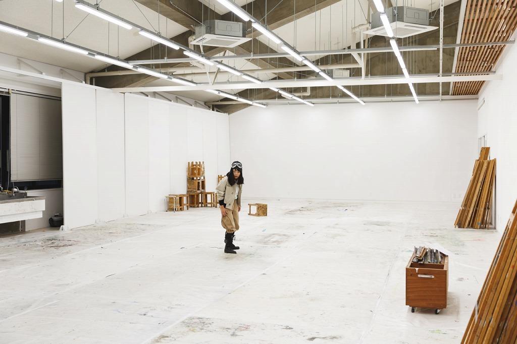 山形ビエンナーレ『リンドバークたちの飛行』 過去公演写真:瀬尾憲司