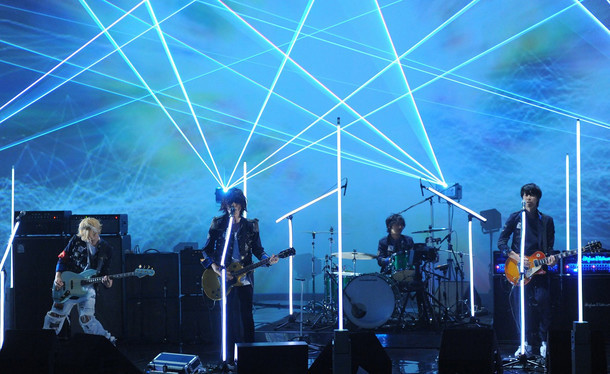 BUMP OF CHICKEN(写真提供:NHK)