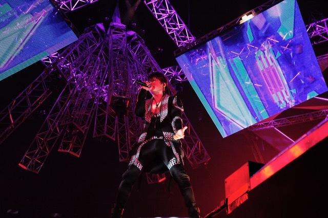 T.M.Revolution @さいたまスーパーアリーナ