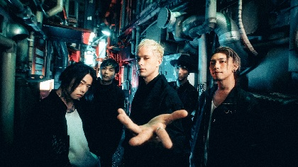 coldrain、映像作品『LIVE & BACKSTAGE AT BLARE FEST.2020』リリース決定、横浜アリーナ公演の中止も発表