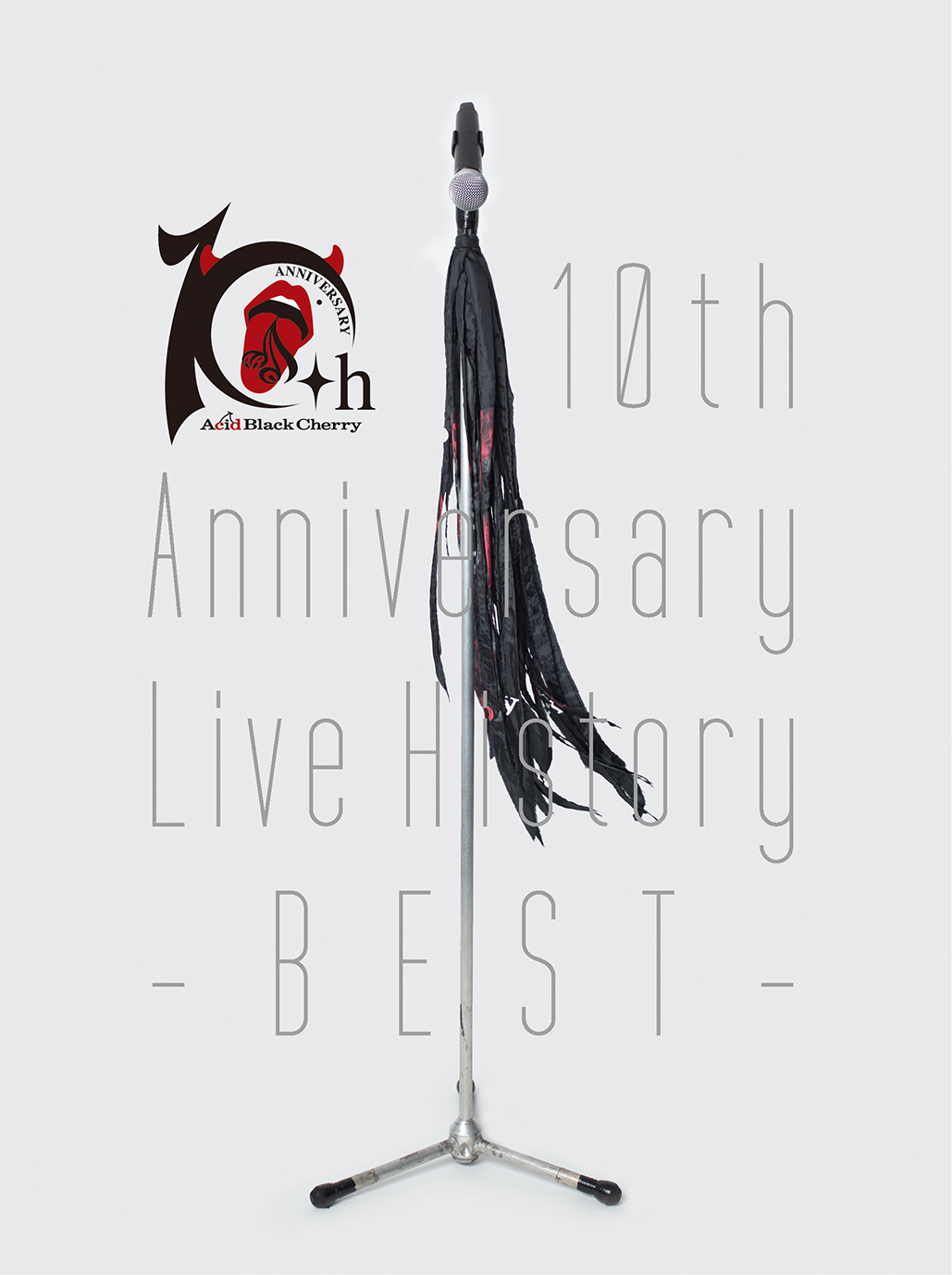LIVE DVD&Blu-ray『10th Anniversary Live History -BEST-』