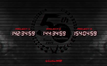 仮面ライダー生誕50周年企画が始動 3つのカウントダウンタイマーが示すものとは