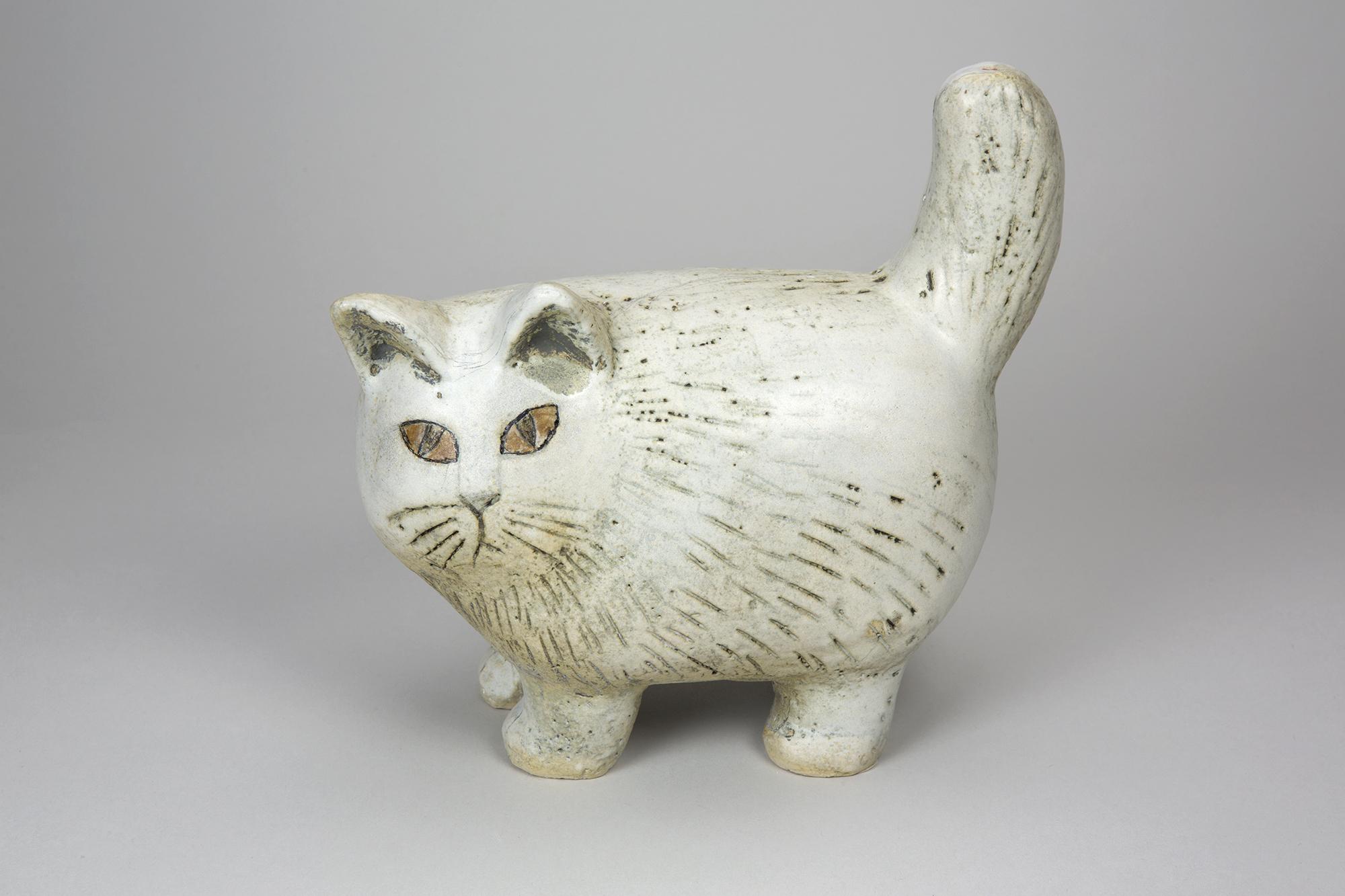 ネコ(2007年)©Lisa Larson/Alvoro Campo