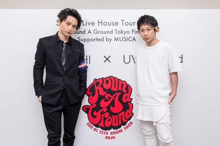 SKY-HI / TAKUYA∞