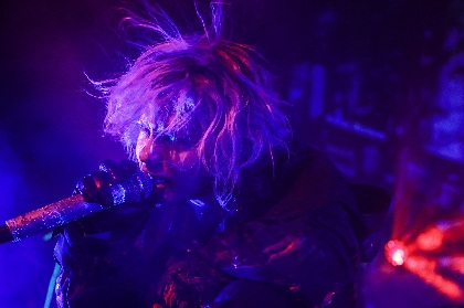 """HYDE、有観客&配信で開催中の『HYDE LIVE 2020 Jekyll & Hyde』""""Rock Day""""で新曲「LET IT OUT」初披露"""