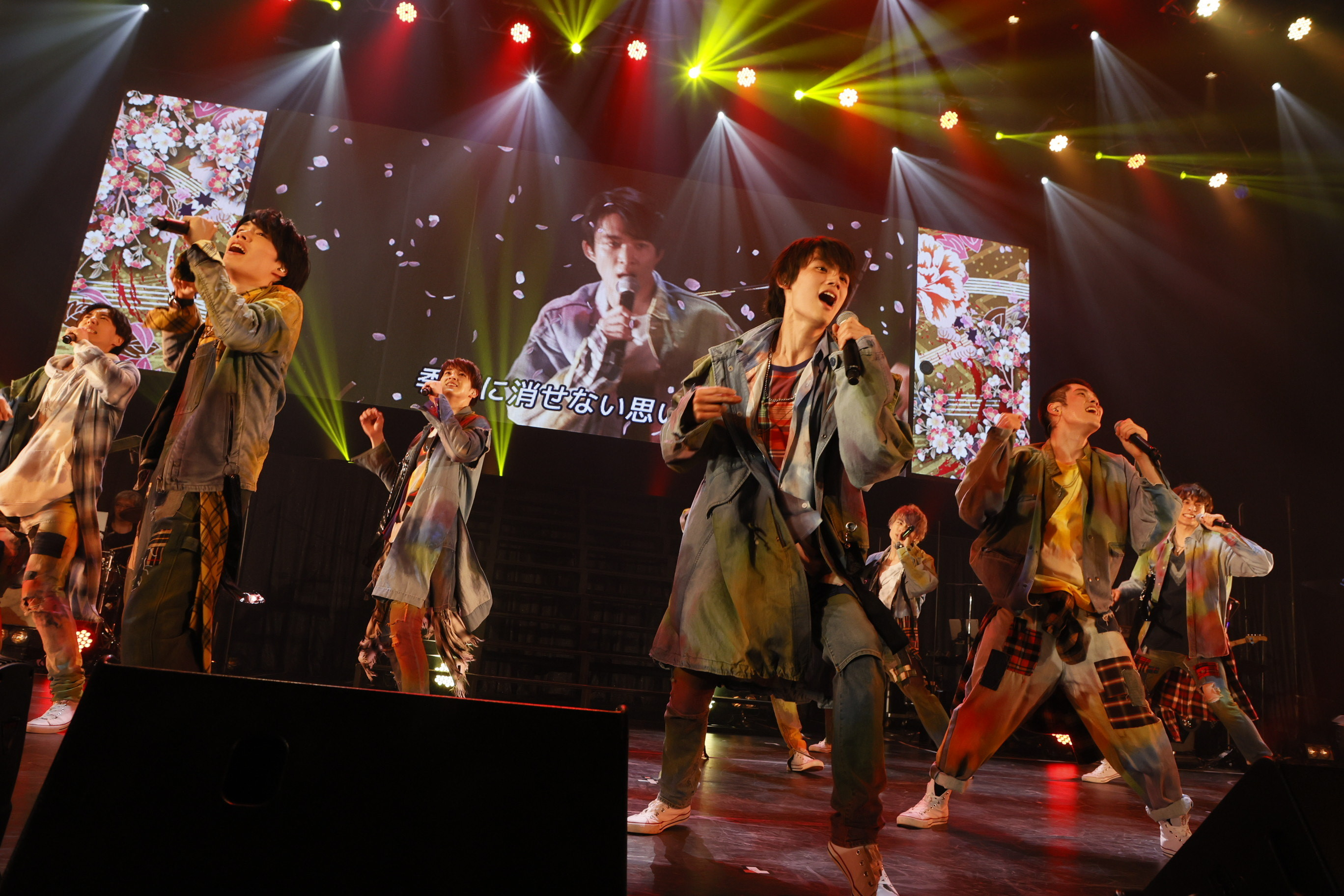 """Amuse Presents SUPER HANDSOME LIVE 2021 """"OVER THE RAINBOW""""』"""