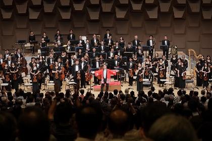 プロデューサー大植英次の熱き思いを受けて、万全のコロナ対策で「大阪クラシック2020」を開催