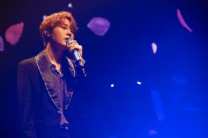 Wanna One出身 ハ・ソンウン、初の日本単独コンサートのオフィシャルレポートを公開