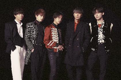 Da-iCE、6ヶ月連続リリースラストを飾るオリジナルアルバム『SiX』を1月に発売決定