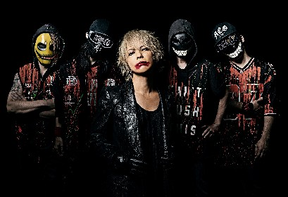 HYDE、ソロ再始動後3作目のシングル「FAKE DIVINE」10月にリリース