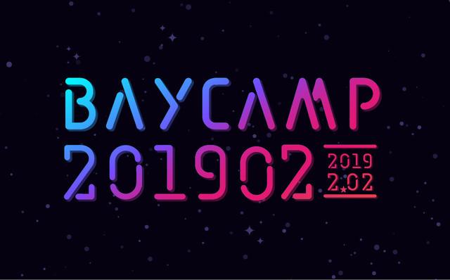 「BAYCAMP201902」ロゴ