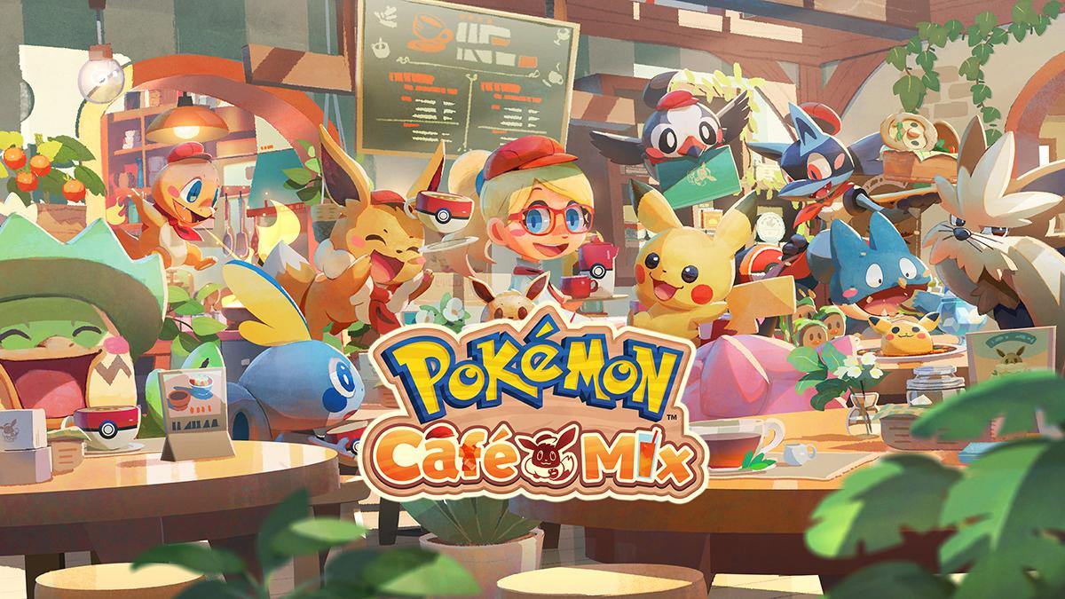 『Pokémon Café Mix』 (C)2020 Pokémon. (C)1995-2020 Nintendo/Creatures Inc./GAME FREAK inc.