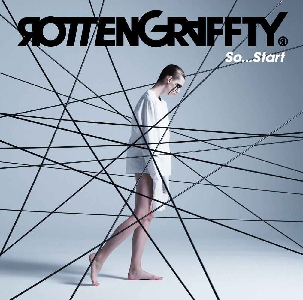 ROTTENGRAFFTY / So...Start(通常盤)