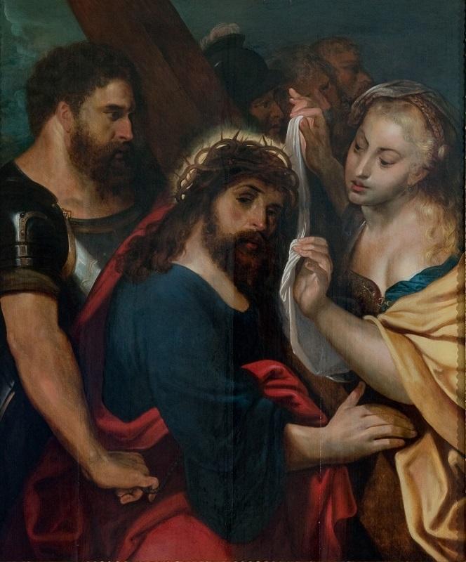 ペーテル・パウル・ルーベンス 《十字架への道》 ヨハネ・パウロ2世美術館©Museum John Paul Ⅱ Collection
